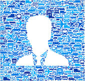 Businessman on royalty free vector Transportation interface icon Pattern. The pattern features vector interface icons on white Background: car, truck airplane, motorcycle, bus, taxi, helicopter, ship, van, bicycle and other transportation vehicles. interface icons can be used separately for app icons and internet buttons. Icon download includes vector art and jpg file.