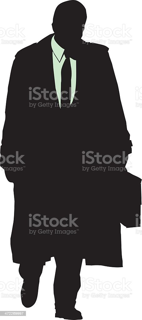 businessman raincoat royalty-free businessman raincoat stock vector art & more images of african ethnicity
