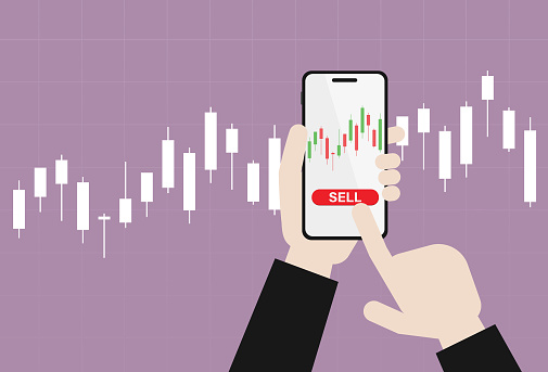Trading, Investment, Graph, Stock exchange, Financial