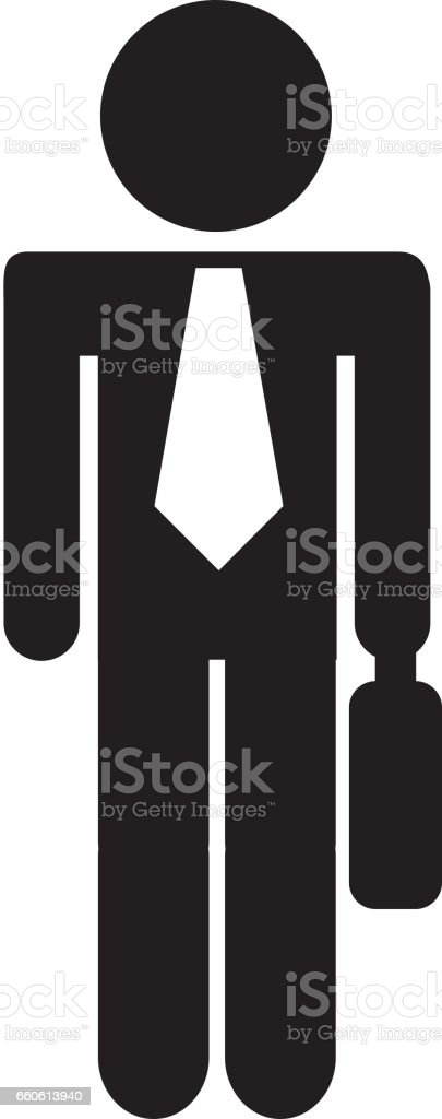 businessman silhouette isolated icon royalty-free businessman silhouette isolated icon stock vector art & more images of adult