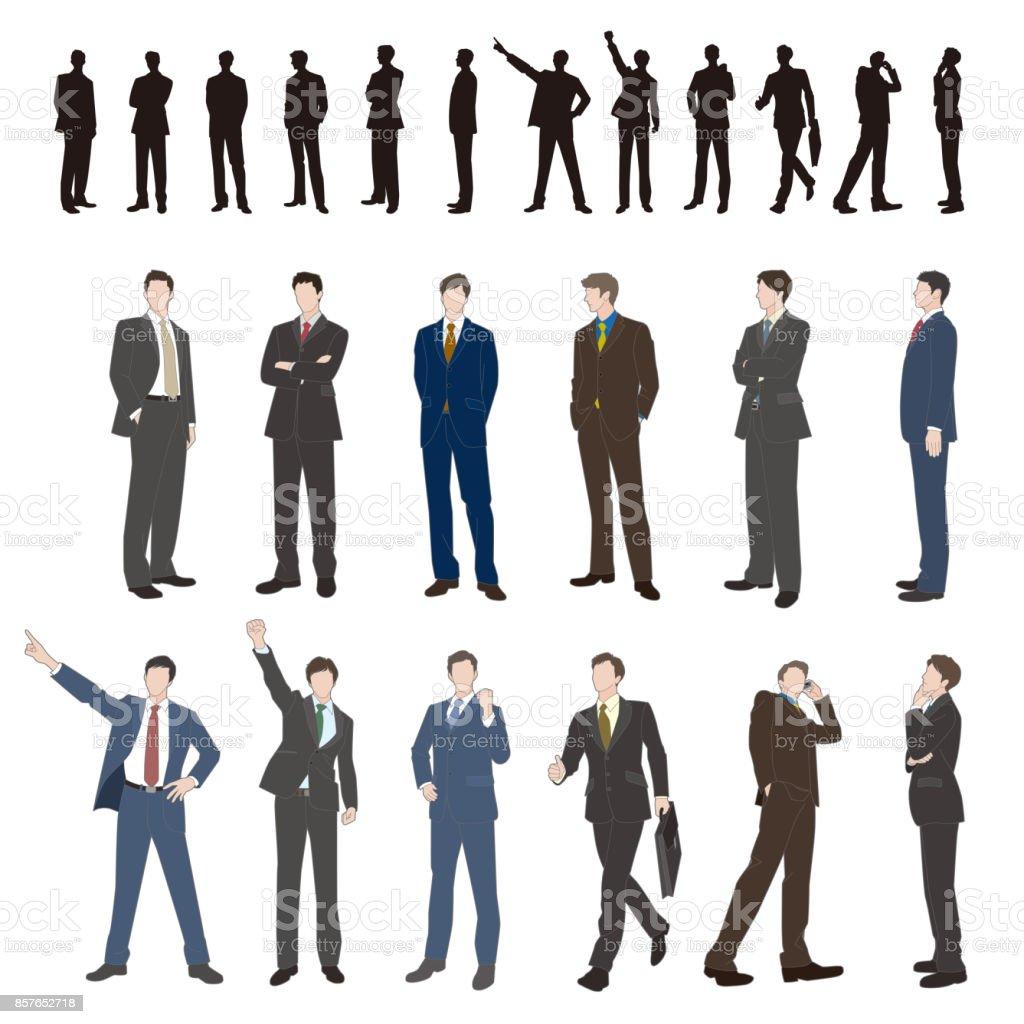 ビジネスマン 20代のベクターアート素材や画像を多数ご用意 Istock