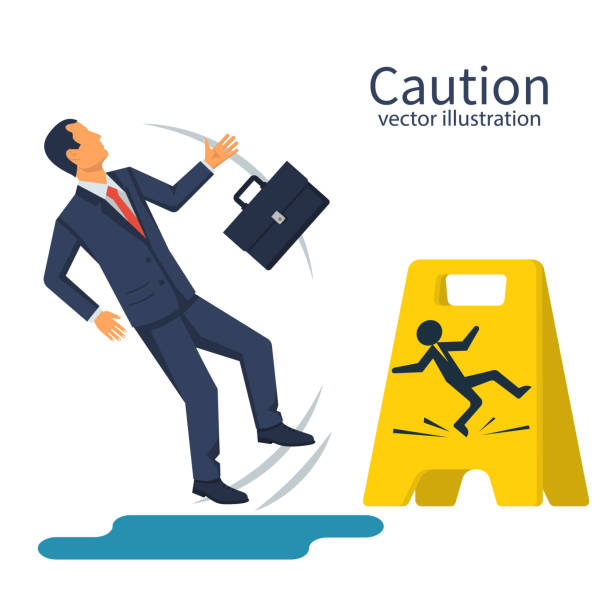 Best Fall Protection Illustrations, Royalty-Free Vector ...