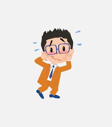 웃음이 안경 사업입니다 금융에 대한 스톡 벡터 아트 및 기타 이미지