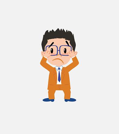 안경 놀 사업가입니다 금융에 대한 스톡 벡터 아트 및 기타 이미지