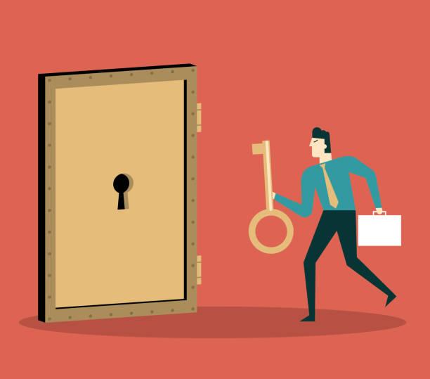 Top 60 Open Door Policy Clip Art, Vector Graphics and ...