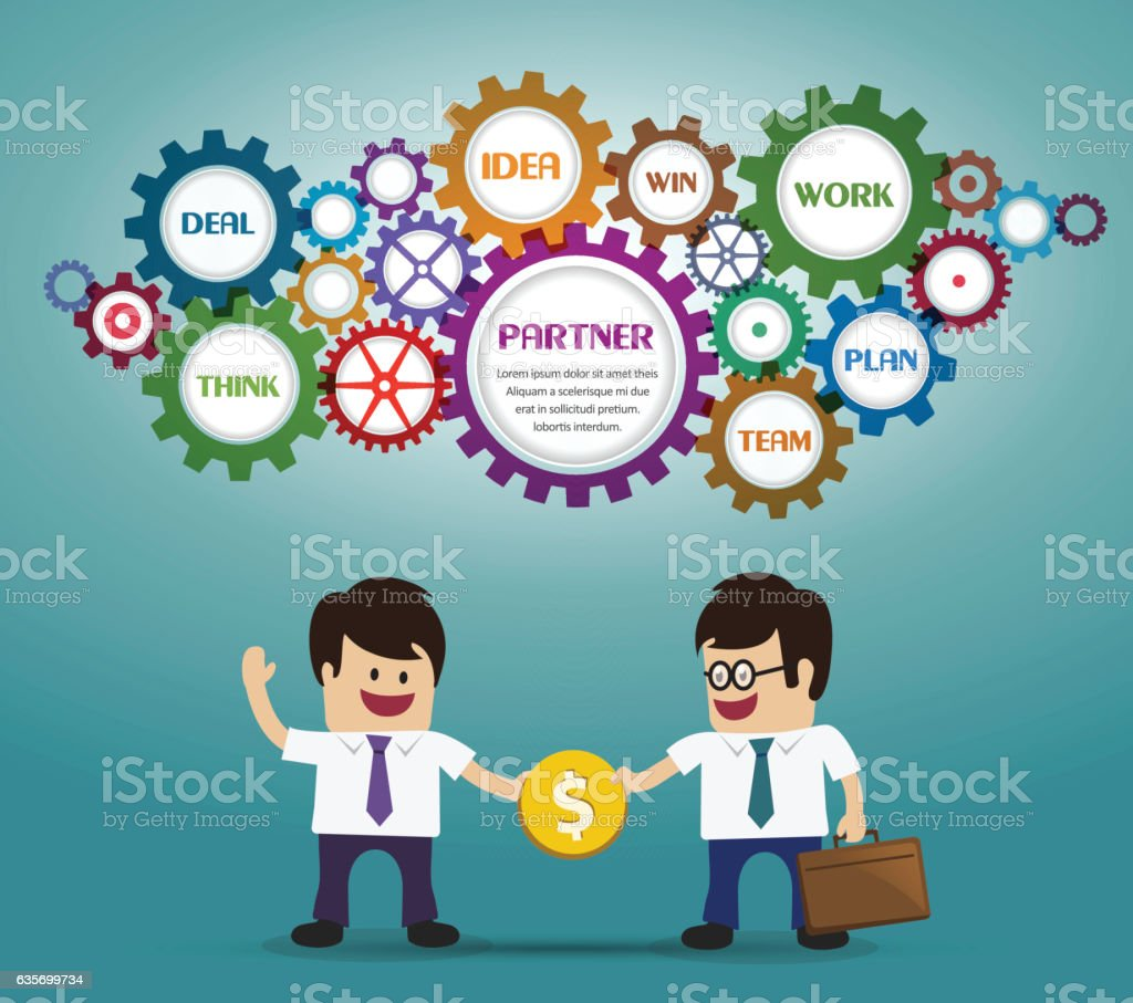 Businessmans deal and money royalty-free businessmans deal and money stock vector art & more images of adult