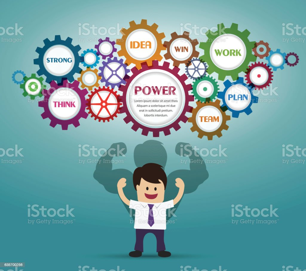 Businessmans with Super hero shadow royalty-free businessmans with super hero shadow stock vector art & more images of adult
