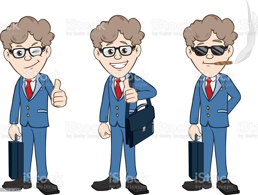 Businessmen Illustration royalty-free businessmen illustration stock vector art & more images of adult