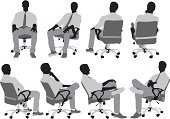 Businessmen sitting on chairhttp://www.twodozendesign.info/i/1.png