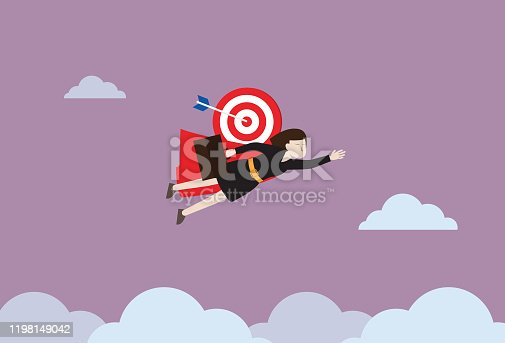 Aiming, Aspirations, Achievement, Business, Bull's-Eye, Hit ,Success, Leadership, Arrow