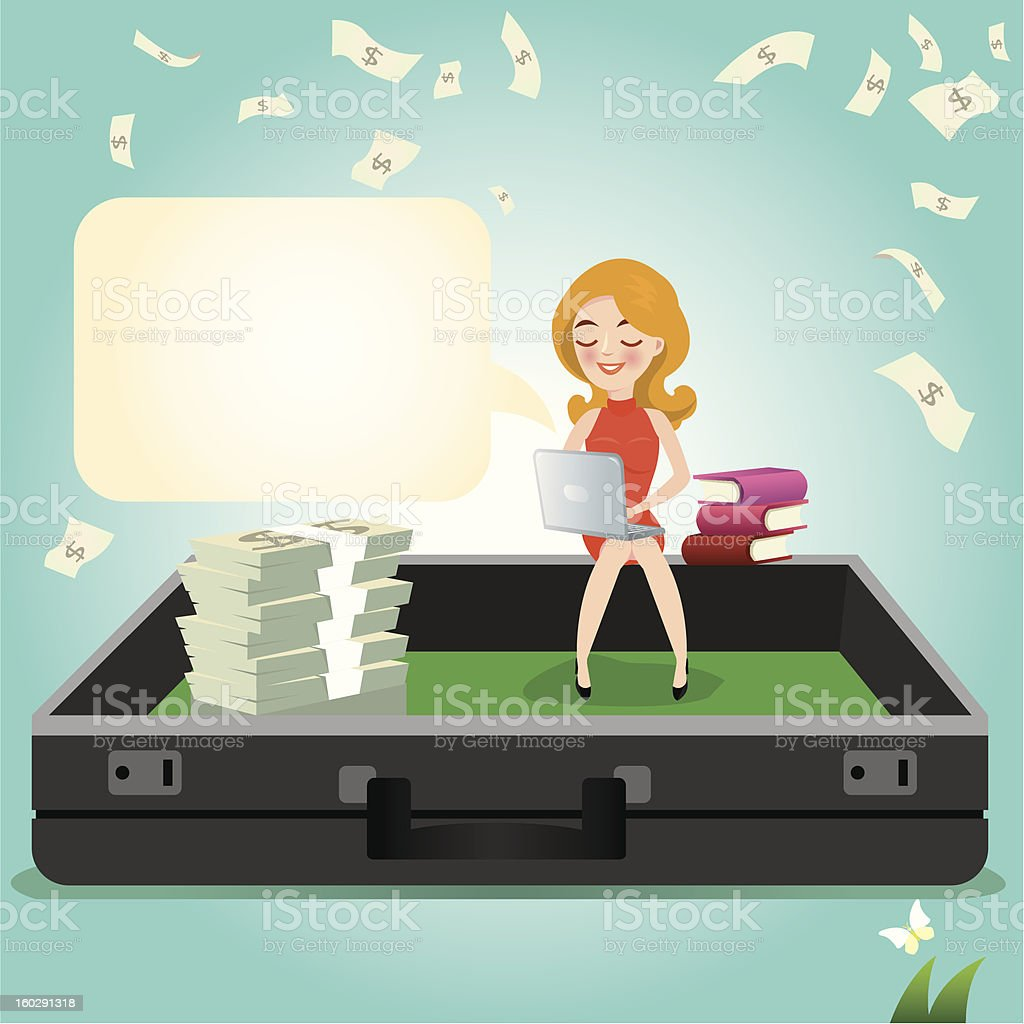 businesswoman royalty-free businesswoman stock vector art & more images of adult