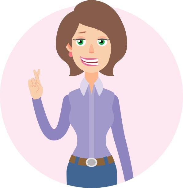 Clip Art Intellectual Honesty Wikiversity - Fingers Crossed Smileys Png ,  Free Transparent Clipart - ClipartKey
