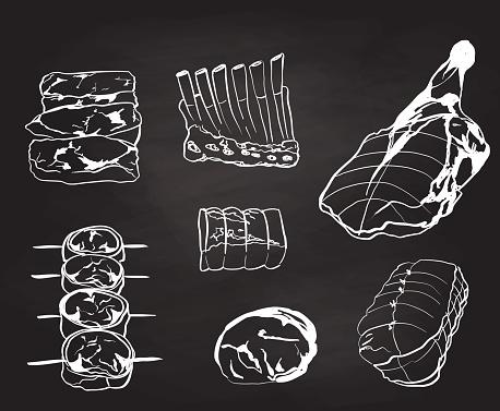 Butcher Shop Choice Cuts
