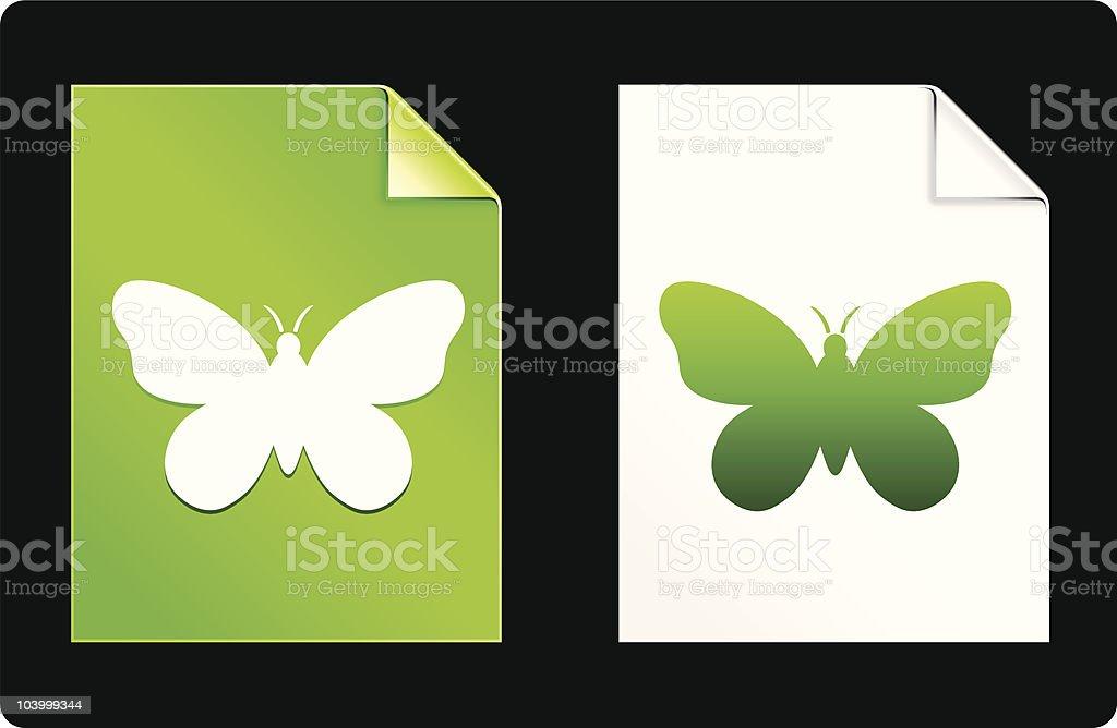 buterfly greener environment design elements