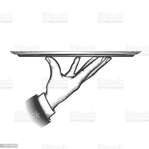 Butler serving tray vector id1160749973?b=1&k=6&m=1160749973&s=612x612&h=xadhv8pbln d x3nr c7cfr9jq524kowpc1utun6ub4=