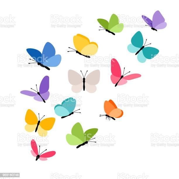 Butterflies in flight vector id959180246?b=1&k=6&m=959180246&s=612x612&h=zeb4cwh4zmipo8noifag45 emvjibp418zozajjxa80=