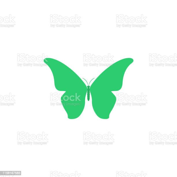 Butterfly butterfly vector icon butterfly isolated in flat design vector id1158167583?b=1&k=6&m=1158167583&s=612x612&h=fyuailtih8 l2o8spqlkfxl0aqjxddhearxxw8xsg5w=