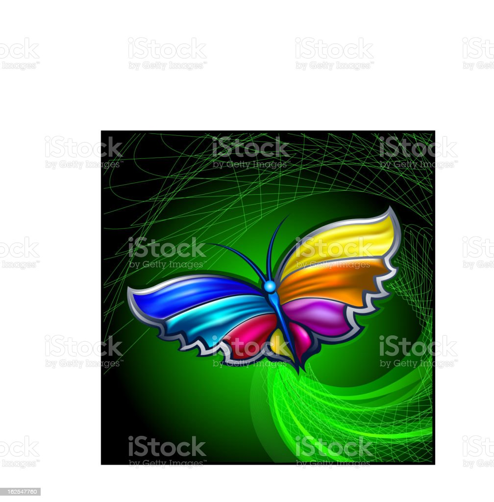 butterfly emblem royalty-free butterfly emblem stock vector art & more images of abstract