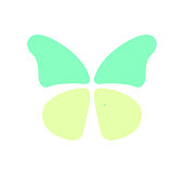 Butterfly - Insect, Flying, Logo, Icon