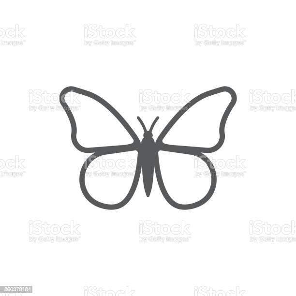 Butterfly icon vector id860378184?b=1&k=6&m=860378184&s=612x612&h=nmlgizehsfiglxuj9ei3rlyzvwmcgv5gn4kdngmtbva=