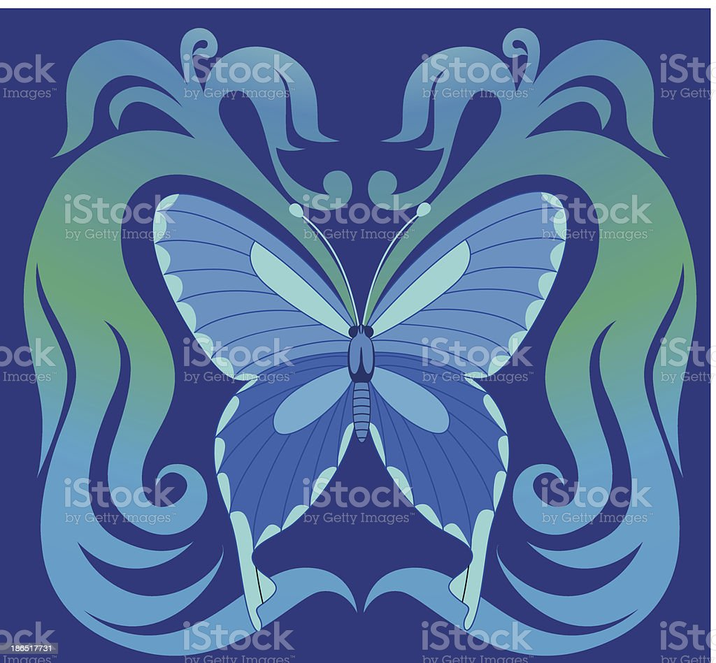 butterfly royalty-free butterfly stock vector art & more images of animal markings