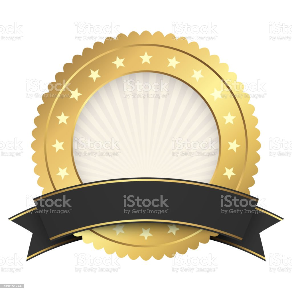 Button template gold with black banner stock vector art more button template gold with black banner royalty free button template gold with black banner stock maxwellsz