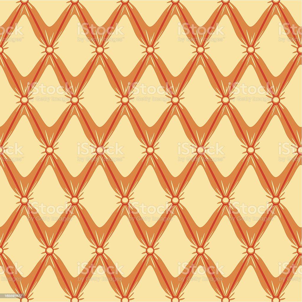 Buttoned patrón oro ilustración de buttoned patrón oro y más banco de imágenes de a cuadros libre de derechos