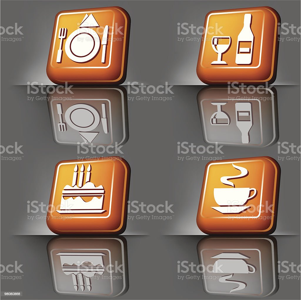 buttons food royalty-free buttons food stock vector art & more images of alcohol