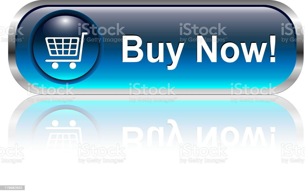 Buy Now Button royalty-free stock vector art