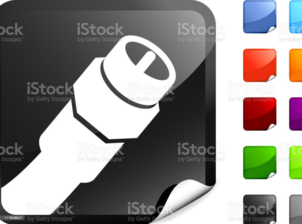 Tv Cable Internet Royalty Free Vector Art Stock Illustration