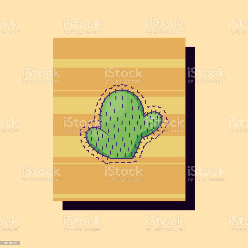 cactus plant icon royalty-free cactus plant icon stock vector art & more images of animal wildlife