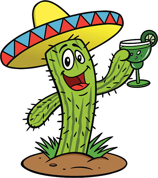 Royalty Free Mexican Character Clip Art, Vector Images ...