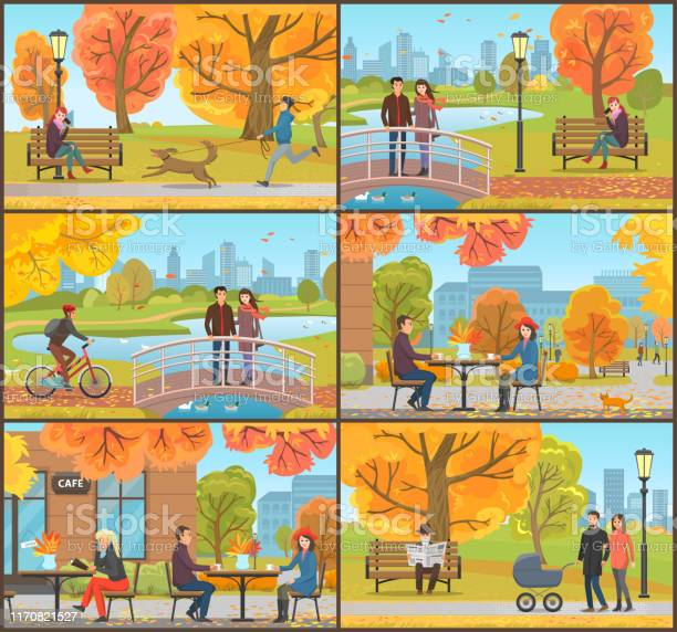 Cafe and customers autumn park people set vector vector id1170821527?b=1&k=6&m=1170821527&s=612x612&h=ykcsbeiwmdf2p2cplxcy pwgwrtkmhg4minnb1zxohg=