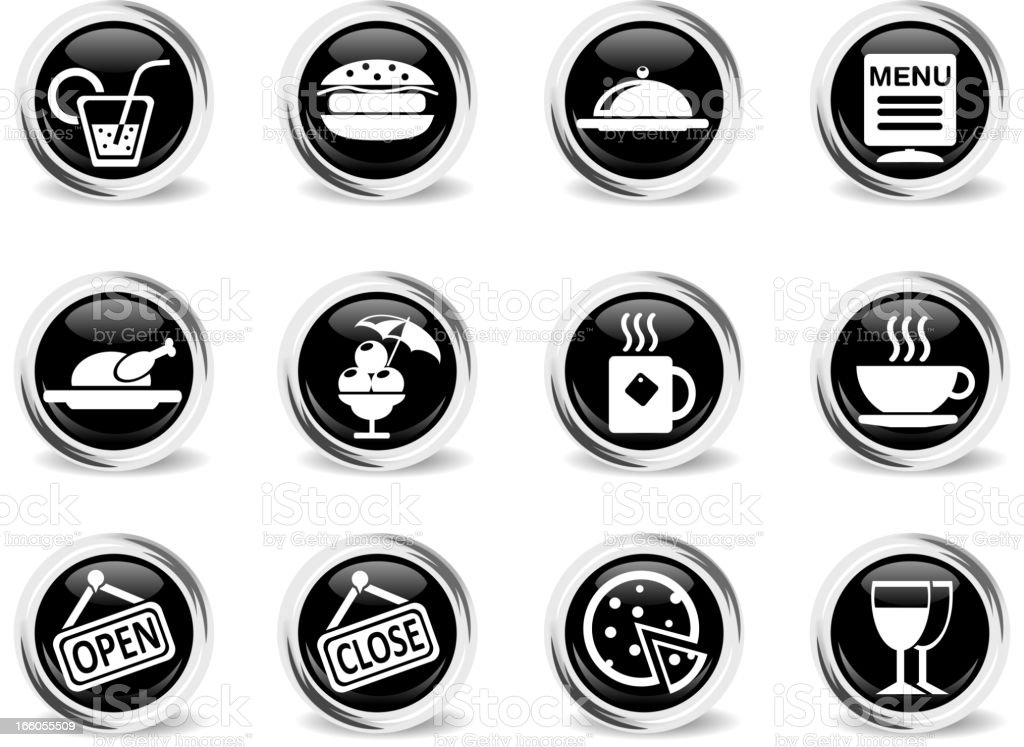 Cafe Icons royalty-free cafe icons stock vector art & more images of cafe