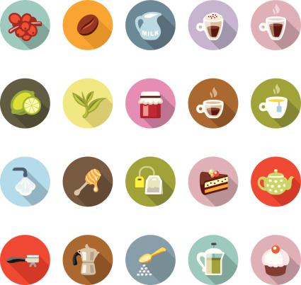 Cafe / Modico icons