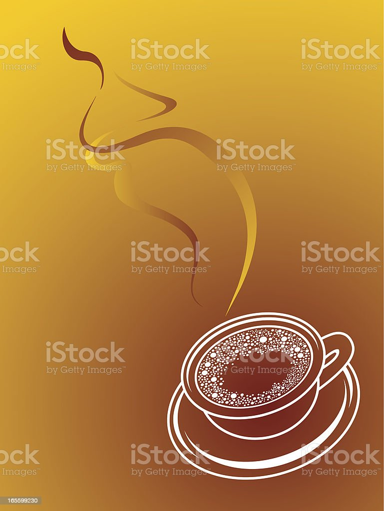 cafe royalty-free stock vector art