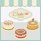 cake corner