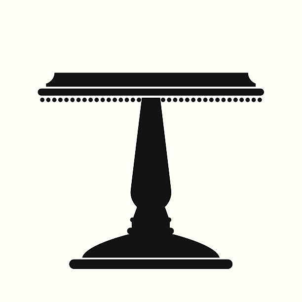 Best Cakestand Illustrations, Royalty-Free Vector Graphics ...