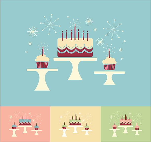 cake stands zipped file contains: jpg, pdf, illustrator CS, eps cakestand stock illustrations