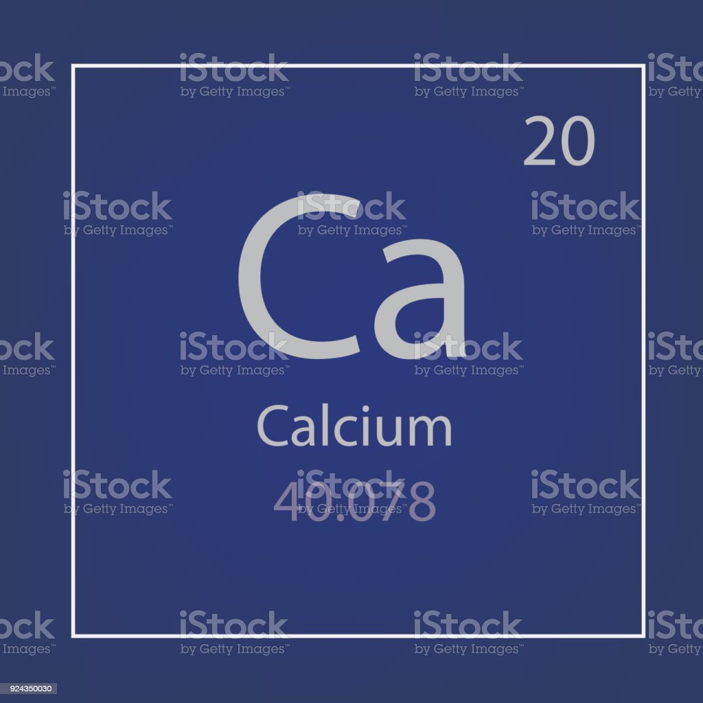 Calcium ca chemical element icon stock vector art more images of calcium ca chemical element icon royalty free calcium ca chemical element icon stock vector art biocorpaavc