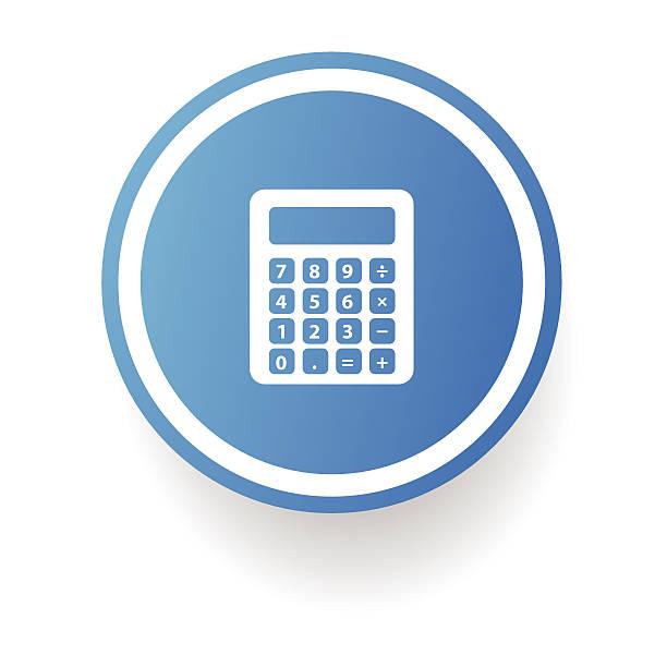 Calculator Clip Art, Vector Images & Illustrations - iStock