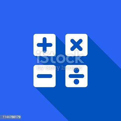 Calculator Icon. Accounting, balance, calc, calculate, calculator, count icon