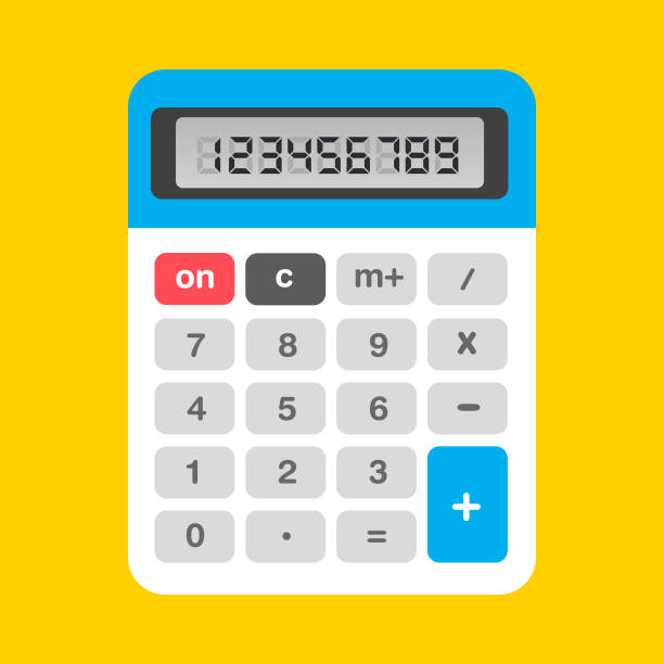 Best Calculator Illustrations, Royalty-Free Vector Graphics & Clip