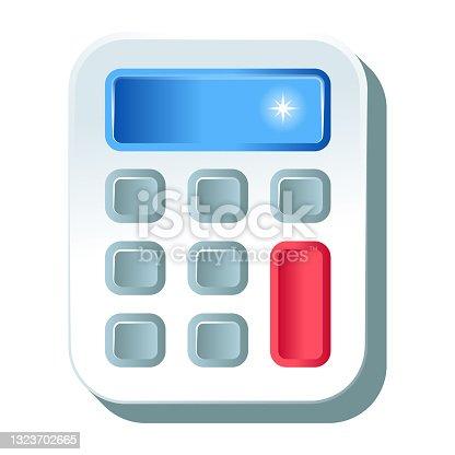 istock Calculator 1323702665