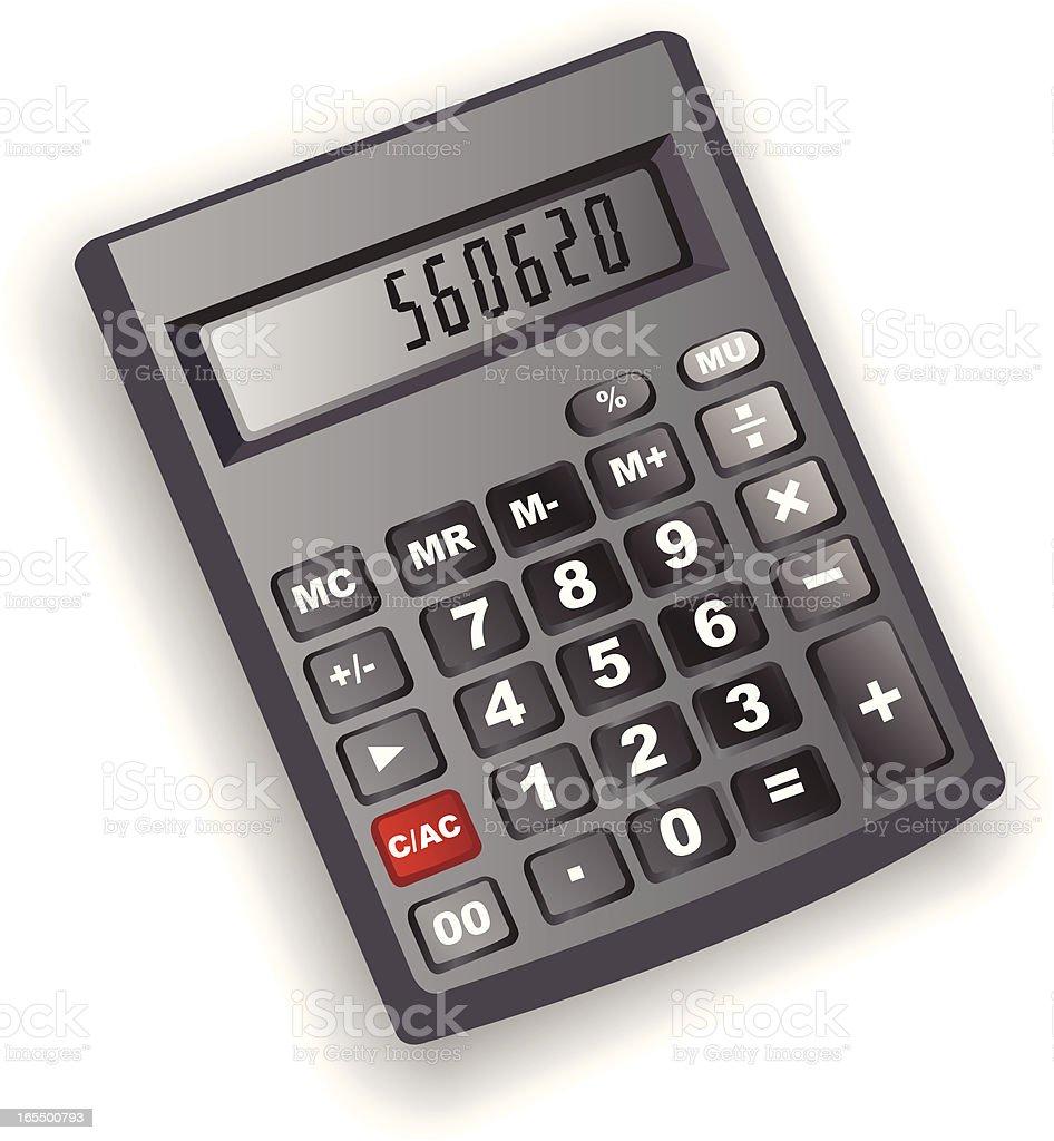 Calculator royalty-free calculator stock vector art & more images of calculator