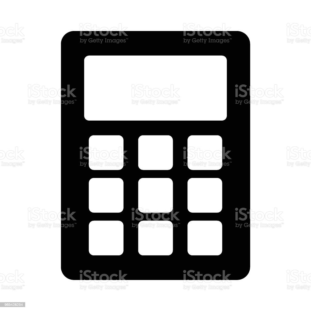 calculator royalty-free calculator stock vector art & more images of abstract