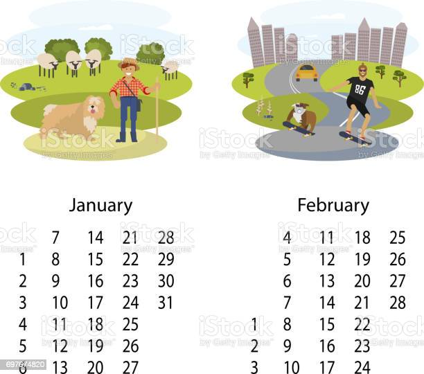 Calendar 2018 january february vector id697674820?b=1&k=6&m=697674820&s=612x612&h=8ex1cr4xu6mxelaywjygs5canlcuuhwfksbomli q1c=