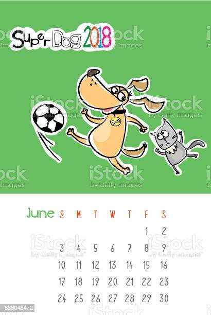 Calendar 2018 with cute funny dog and sad cat vector id888048472?b=1&k=6&m=888048472&s=612x612&h=l9wcrb6h53y9qkjpr gm1sztcyidszilthclycupamq=