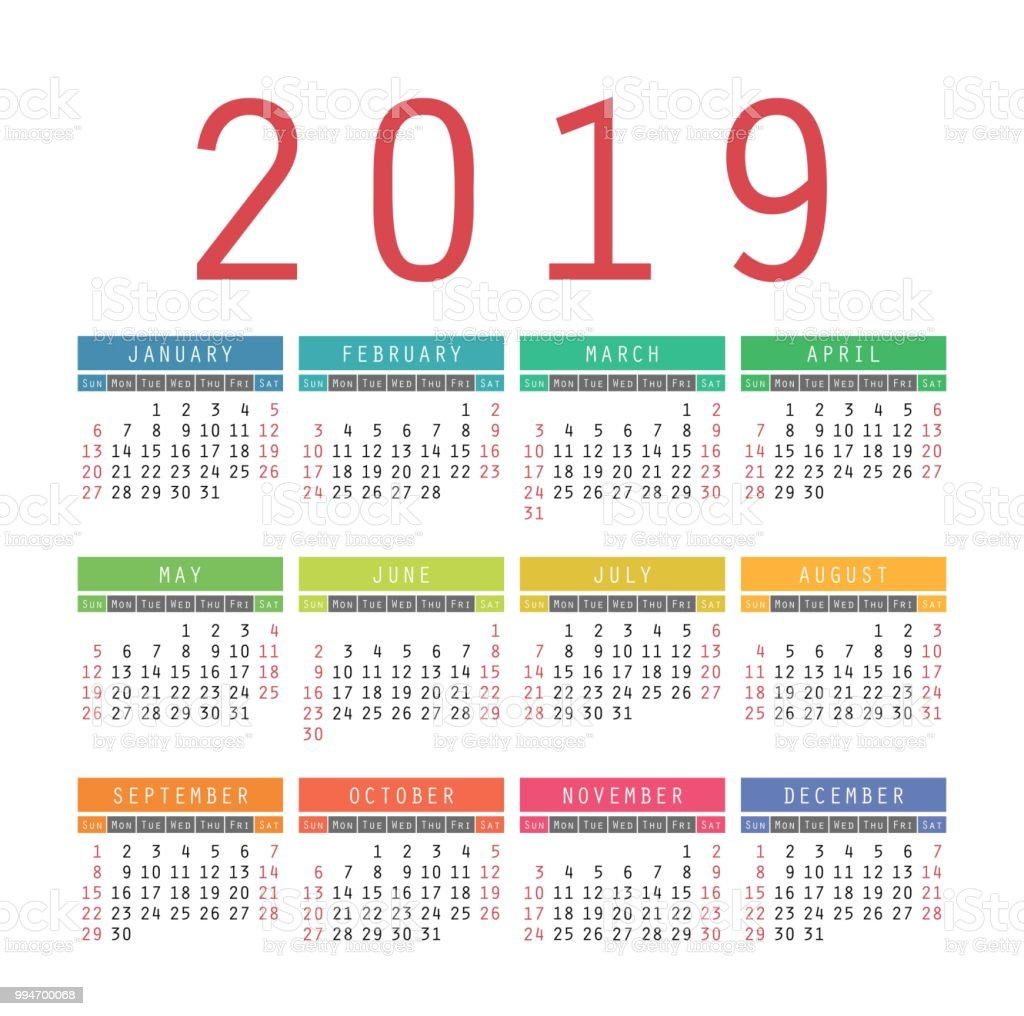 wann beginnt em 2019
