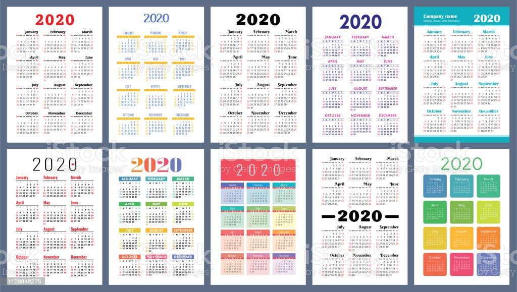 Actividadesfamiliaaboutcom Calendario 2020.Calendario Anual 2020 Para Imprimir